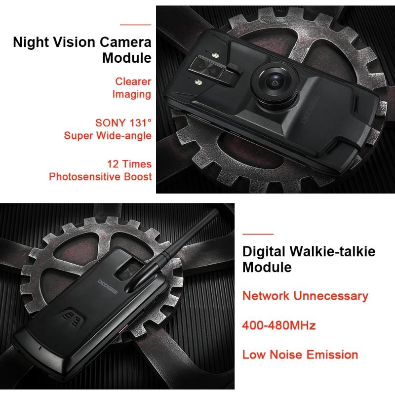 Lançamento Especificações Melhor: Compre Doogee S90 Preço Barato, Especificações Com