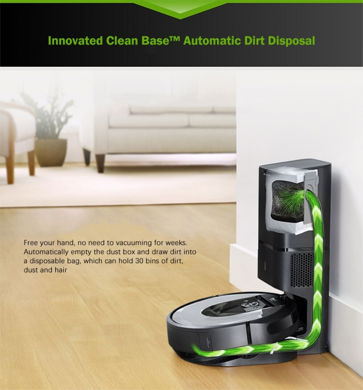 Buy Irobot Roomba I7 Price Comparison Specs With Deviceranks Scores