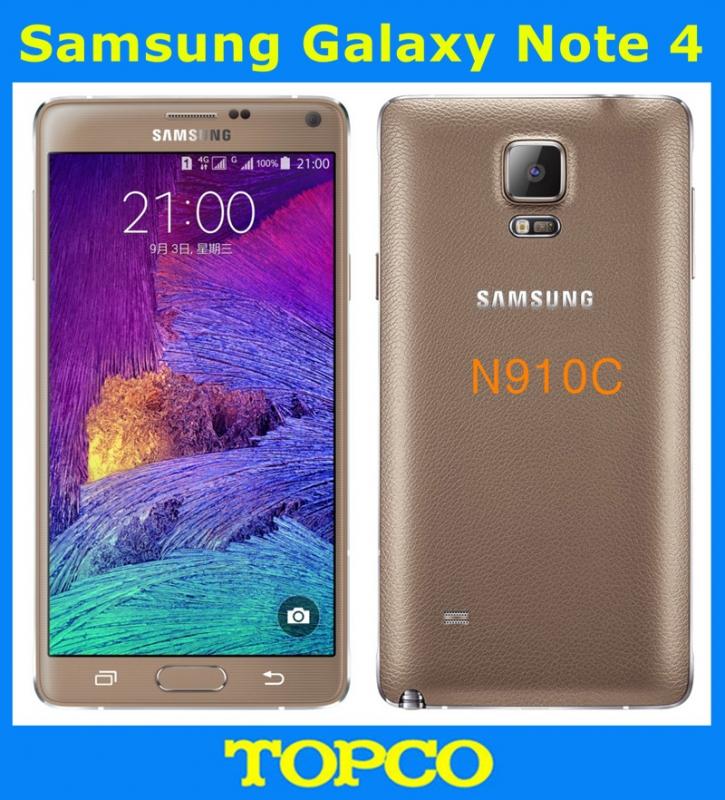 Lançamento Especificações Melhor: Compre Samsung Galaxy Note 4 SM-N910H/C Preço Barato