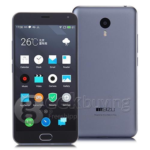 Lançamento Especificações Melhor: Compre Meizu M2 Note Preço Barato, Especificações Com