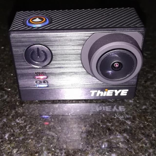 Lançamento Especificações Melhor: Compre ThiEYE T5e Preço Barato, Especificações Com