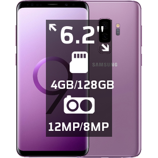 Samsung Galaxy S9+ SD845