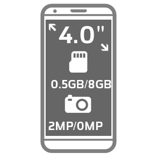 Buy Wiko Sunny 3 Mini price comparison, specs with scores