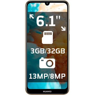Buy Huawei Y6 Pro 2019 price comparison, specs with scores
