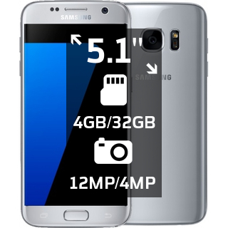 Samsung Galaxy S7 SD820