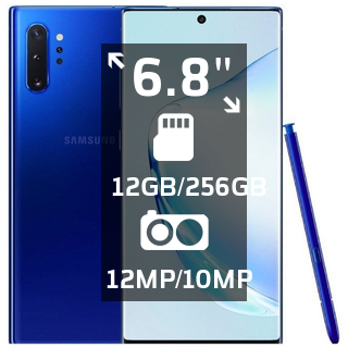 Samsung Galaxy Note10+ 5G SD855