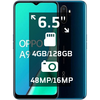 Oppo A9 2020 price