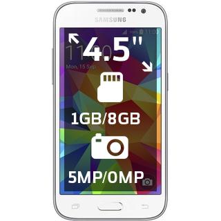 Antutu Samsung Galaxy Core Prime G360 Test Result