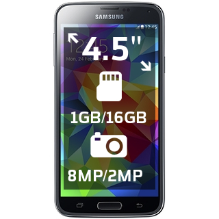 Samsung Galaxy S5 Mini τιμή