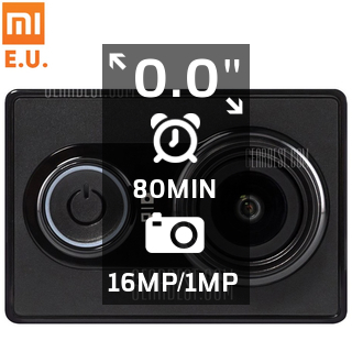 Xiaomi Yi official eu edition