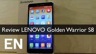 Buy Lenovo Golden Warrior S8